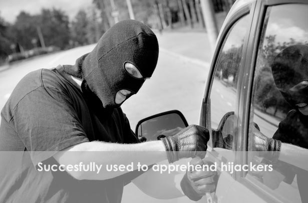 No-Jack SVR is succesfully used to apprehend theives